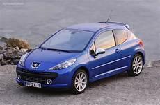 Peugeot 207 Rc Specs Photos 2007 2008 2009