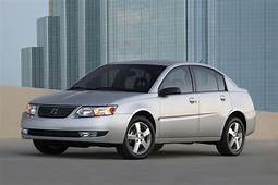 2007 Saturn Ion  Top Speed