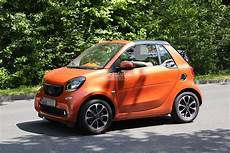 spyshots 2016 smart fortwo cabrio spotted again the roof
