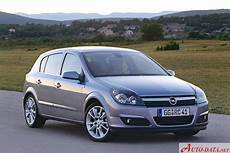 opel astra h 1 7 cdti 100 hp technical