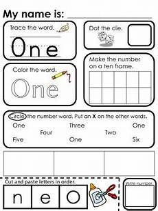 numbers 1 20 review worksheets by cortney harless tpt