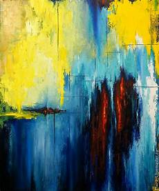 abstract painting on canvas купить на ярмарке
