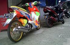 Motor Beat Modifikasi Standar by 20 Gambar Modifikasi Motor Honda Beat Standar Kumpulan