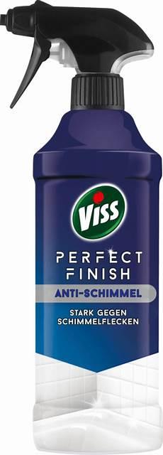 schimmel entferner viss schimmel entferner perfect finish anti schimmel von