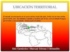 ubicacion de los simbolos naturales del estado carabobo estado carabobo