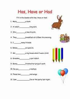 has have or had worksheet by katieriverocabrera teaching resources tes