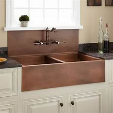 Farmhouse Sink With Backsplash 36 quot bowl farmhouse sink with high