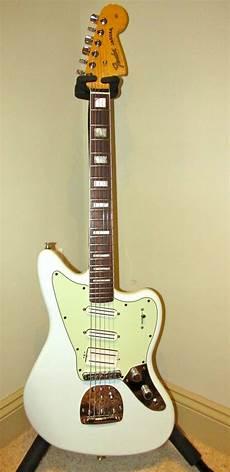 Custom Sonic Blue Fender Jaguar Usa Neck Joe Barden Two