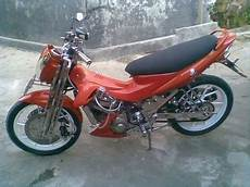 Modifikasi Motor Bravo by Modifikasi Motor Yamaha 2016 Foto Modifikasi Motor Suzuki