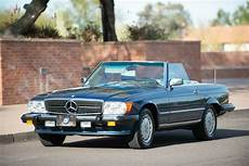 1989 Mercedes 560 Sl Low Original 34k Stunning
