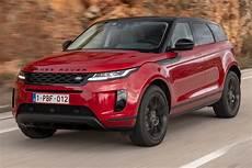 land rover evoque 2019 new range rover evoque 2019 review auto express