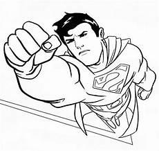 Malvorlagen Superman Drucken Ausmalbilder Superman Zum Ausdrucken Malvorlagentv