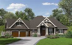 awesome 3 bedroom ranch in 3 bedroom craftsman home plan 69533am architectural