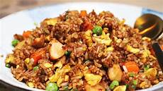 better than takeout and easy chinese chicken fried rice recipe youtube