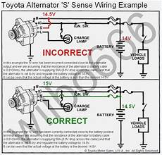 4 wire denso alternator wiring reading industrial wiring diagrams