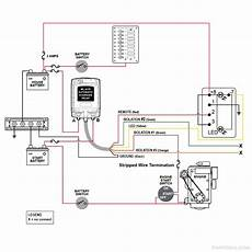 blue sea battery isolator wiring diagram free car wiring diagrams