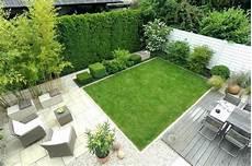 Gartengestaltung Gro 223 Er Garten