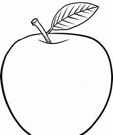 Ausmalbilder Apfel Zum Ausdrucken Apfel Schablonen Zum Ausdrucken Malvorlagentv