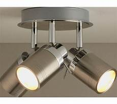 buy collection livorno 3 light bathroom spotlight chrome at argos co uk your online shop for