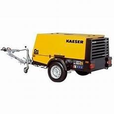 compresseur de chantier kaeser m52
