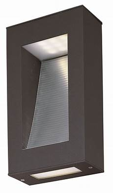 cove 2 light led wall wall sconce lighting