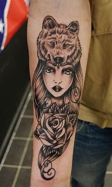Wolf Tattoos Designs Ideas And Meaning Tattoos For You