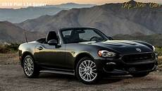 2018 Fiat 124 Spider Receives New Colors And Trims