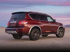 New 2018 Nissan Armada Price Photos Reviews Safety