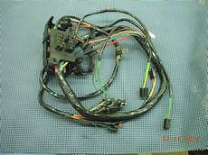 1972 chevrolet c10 wiring harness oldsmobile obsolete 1968 1972 chevrolet and gmc truck instrument panel wiring harness nos