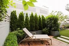 Welche Pflanzen Als Sichtschutz - terrassensichtschutz ideen bilder und 20 inspirierende