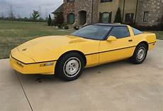 how petrol cars work 1986 chevrolet corvette navigation system 1986 yellow chevrolet corvette base hatchback 2 door 5 7l for sale chevrolet corvette 1986 for