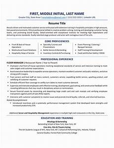 profesional resume format canada canada resume format exles and tips included