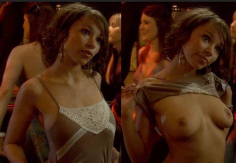 Jessica Parker Kennedy Hot