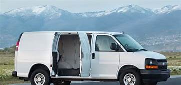 Heres Whats New For The 2019 Chevy Express  GM Authority