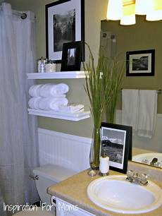 ideas for decorating bathrooms i finished it friday guest bathroom remodel inspiration