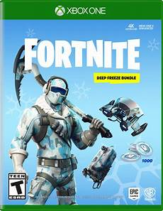 Fortnite Malvorlagen Xbox One Fortnite Freeze Bundle Warner Xbox One
