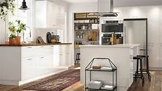 armoires de cuisine et fa 231 ades ikea