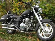 iron chopper midnight express 125ccm in adneter