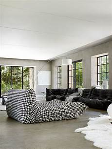 canapé ligne roset togo togo large settee without arms architonic