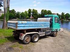 multicar m26 three way tipper trucks 6x4 7 3 tons 106hp