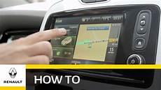 Renault R Link Using My Radio