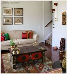 Living Room Ethnic Indian Home Decor Ideas by The East Coast Home Decor Home Decor Ethnic Home