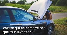 la voiture qui consomme le moins voiture qui ne d 233 marre pas que faut il v 233 rifier legipermis