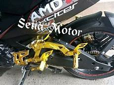 Variasi Motor Mx King by Jual Underbond Mx King Footstep Step Yamaha Mx King Depan