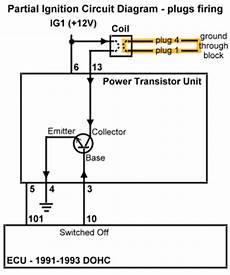 3000gt Spark Diagram Wiring Schematic by Stealth 316 Power Transistor Unit