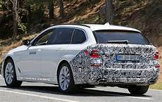 bmw in hybrid 2020 facelifted 2020 bmw 5 series spotted with a in hybrid