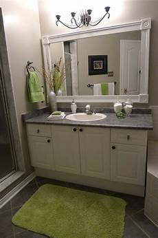 Framed Bathroom Mirror Ideas Image Detail For Diy Bathroom Mirror Frame Project