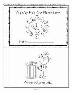 planet earth worksheets for kindergarten 14458 earth day emergent reader for preschool pre k and kindergarten free earth day activities