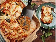 Eggplant  aubergine  lasagna image