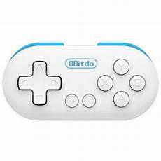 8bitdo Zero Mini Bluetooth Gamepad by 8bitdo Zero Mini Bluetooth Gamepad White
